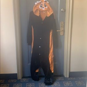 Animal plush full bodysuit for Halloween!